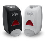 gojo soap dispenser