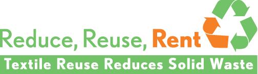Reduce Reuse Rent Logo