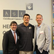 Ryan Kerrigan's Blitz for the Better Foundation Opens Richmond, VA Kerrigan's Korner