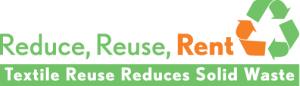 Reduce Reuse Rent Logo