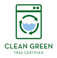 Awarded the Clean Green Certification by TRSA