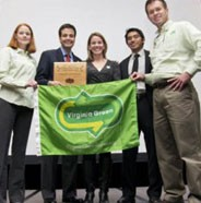 """Proud to be """"Best Green Supplier Partner"""""""